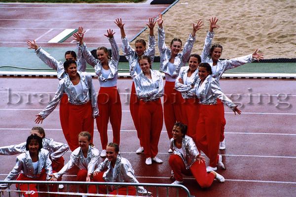 European Tour 2003