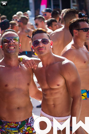One Magical Weekend - Therapy Pool Parties