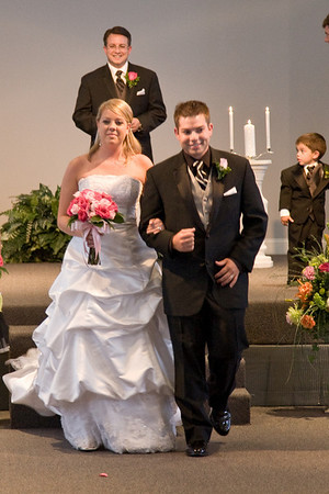 Wedding Ceremony - Marcus & Sarah