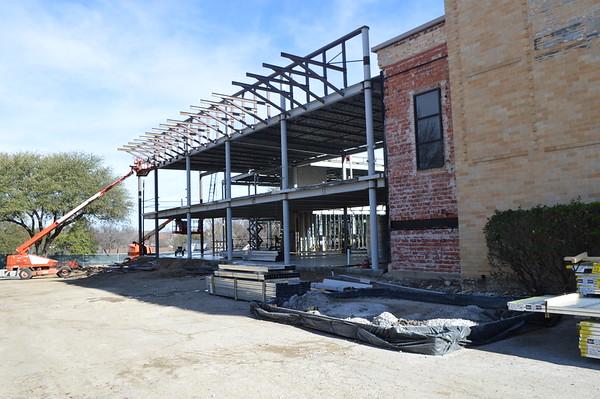 Campus Construction.January 2017