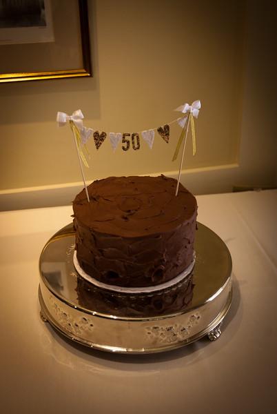 Gwen Bruce 50th Anniversary