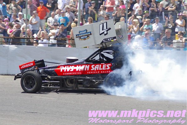 BriSCA F1 2016 European Championship