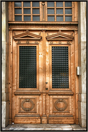 Doors from Around the World