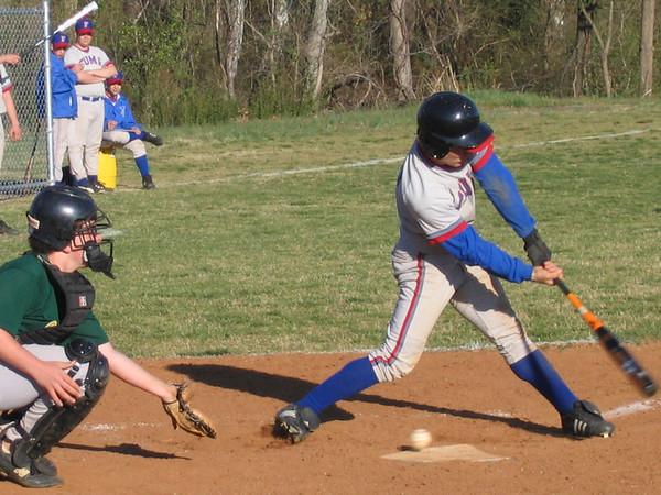 2nd Baseball Game