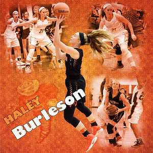 Elizabethton's Haley Burleson