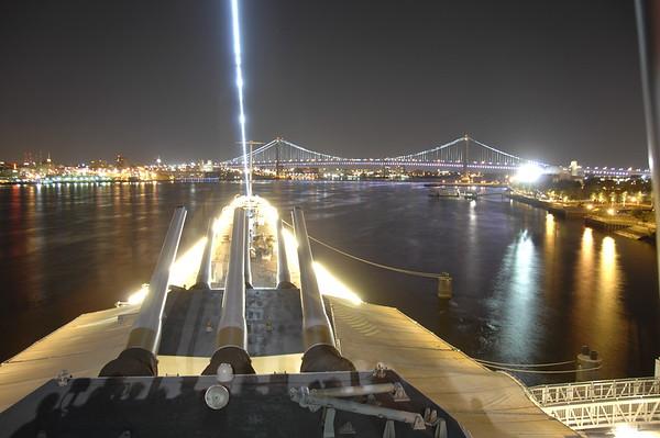 Battleship Philly