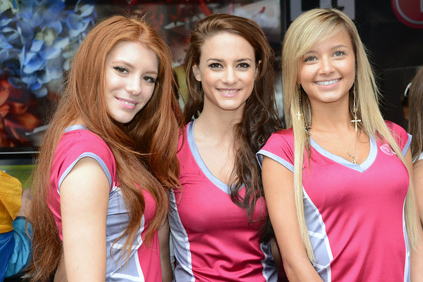 Montreal F1 Babes 2013