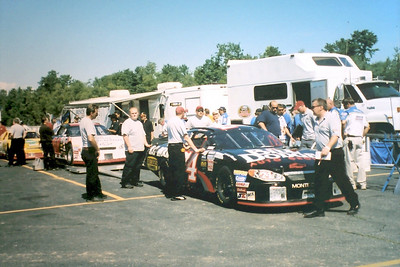 NASCAR Busch North Race @ Oxford Plains 8-27-2005