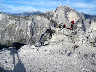 North Dome, Yosemite: Jun 14-16, 2013