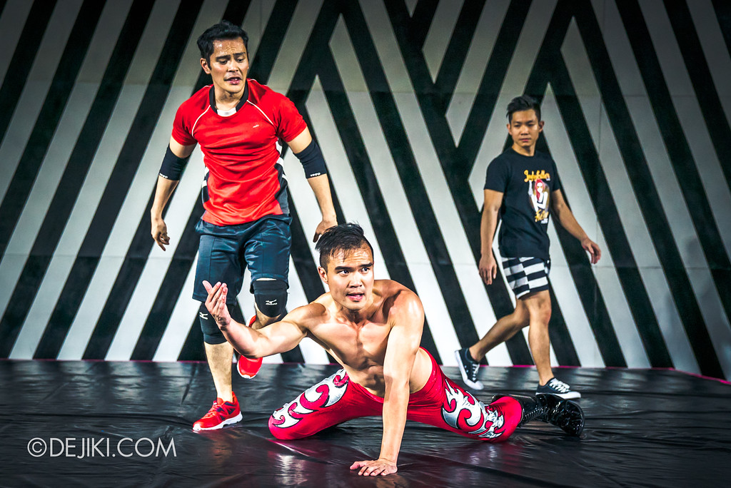 Singapore Night Festival 2017 / Night Festival Showdown by Grapple MAX Dojo - Greg Glorious vs