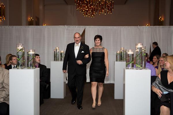 Albert and Poeta Wedding - Ceremony
