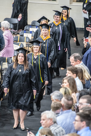 2019 Spring Commencement Morning Ceremony