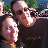 arien, martin and i at the karneval der kulturen
