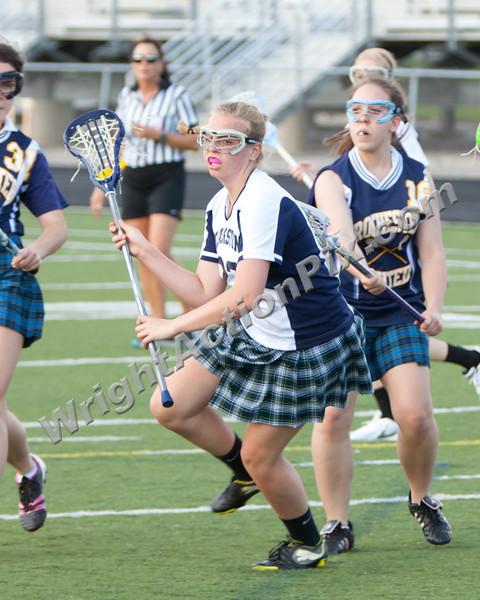 JV Girls LaCrosse