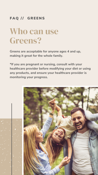 COMPLETED 6/30 - Greens