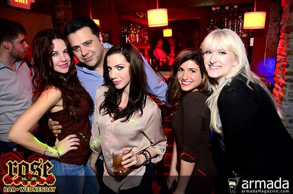Rose Bar Wednesdays - 12.04.2013