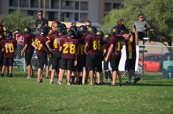 7th Grade HPA Football