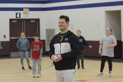 Nick Dunn at Oaklynn Elementary