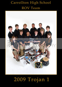 Carrollton High School Rov Team