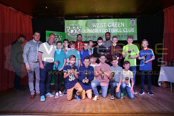 West Green Junior Football Club Presentation 2017