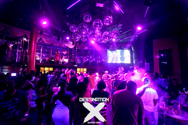 Destination X 2015 Day 1