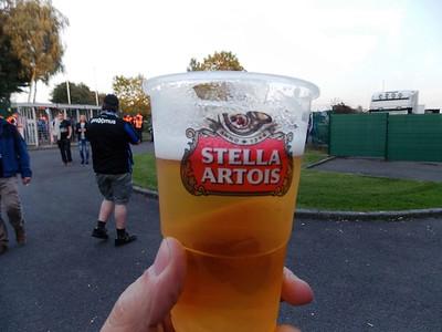 Mouscron vs. Club Bruges - Sep 2015