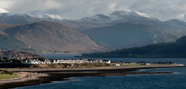 Ullapool and Assynt, October 2010