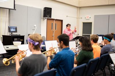 071718 Islander Band Camp Rehearsal - Classroom