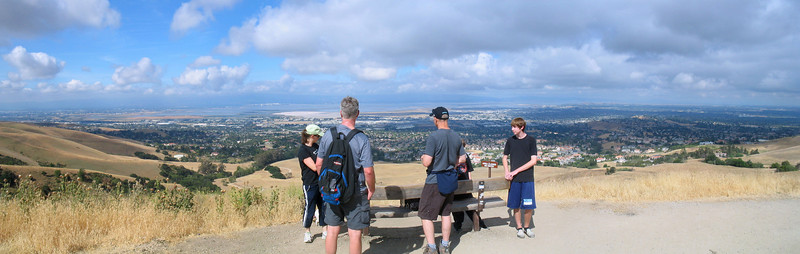 Mission Peak with Almaden Press 6'-2009