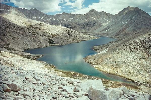 Lake Italy Trip, June 1999
