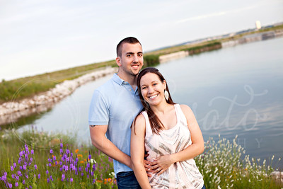 Carrie & Jared {engagement session}