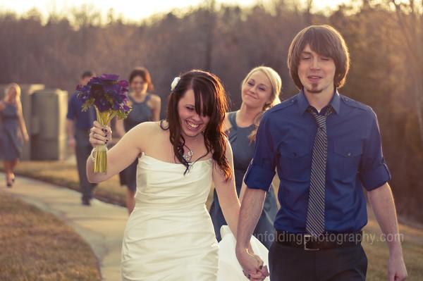 Heady-Wilbanks Wedding