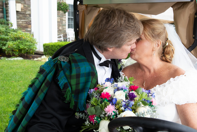 Kissing in Golf Cart.jpg