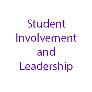 Student Involvement and Leadership