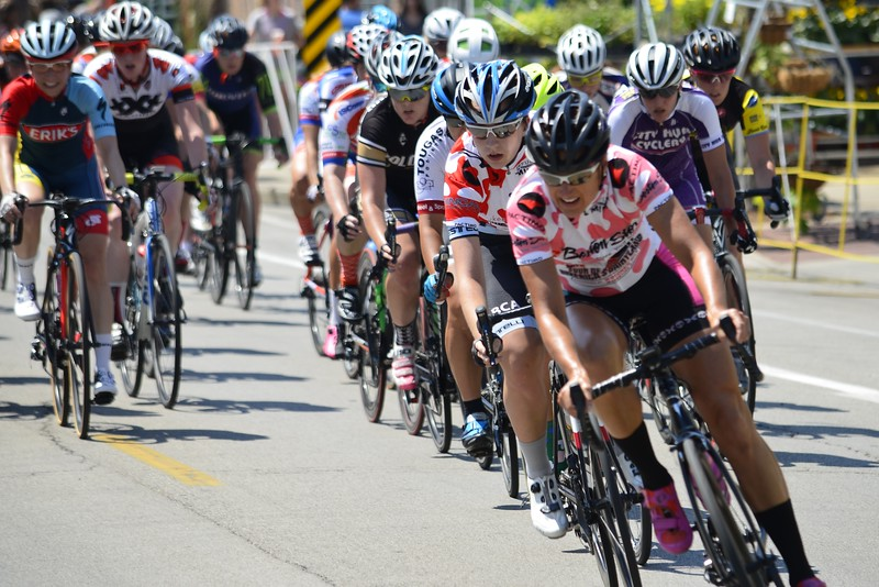 2016 Tour of America's Dairyland, Milwaukee Wisconsin USA.