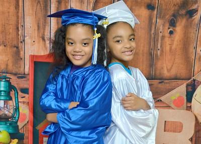 Reina & Anaise Graduation 2020