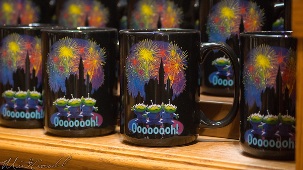 Disneyland Resort, Disney California Adventure, Souvenir, Mug
