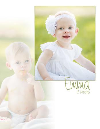 Emma 12 Months