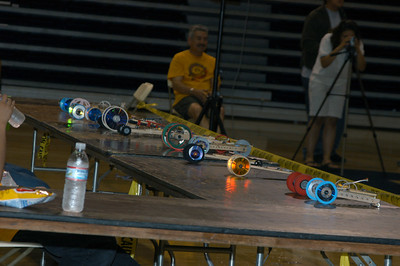 MESA Engineering Competition Day 2