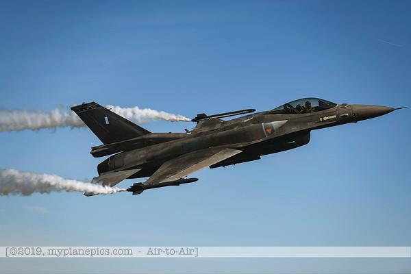 2019-F-16 Viper-Hellenic Air Force