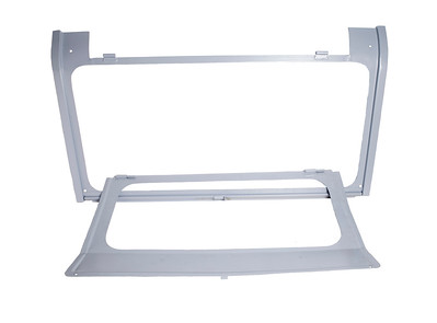 FORD 000 SERIES REAR WINDOW FRAME (STEEL)