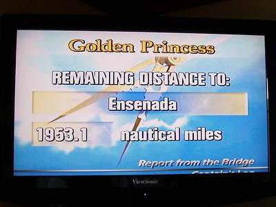 2012 12 14-17 At Sea & Ensenada, Mexico