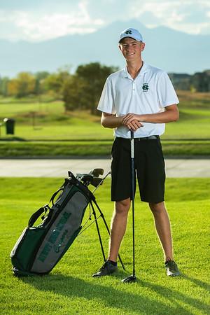 2018 NHS Boy's Golf