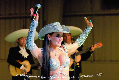 2014-03-15 Concert with Maribel Guardia