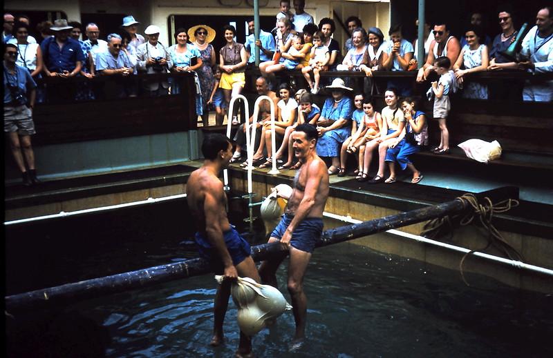 1960-2-25 (25) Swimming sports on the Himalaya.JPG