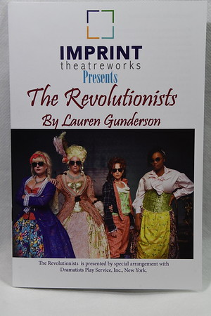 7-20-2018 The Revolutionists Opening @ Imprint Theatreworks