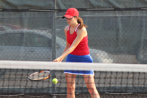 9-4-12 Varsity Tennis vs Elk River