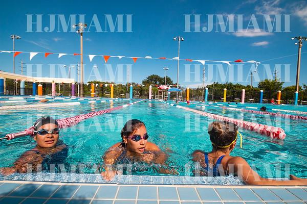 Swimming 9/20/18
