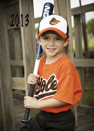 2013 Orioles T-ball