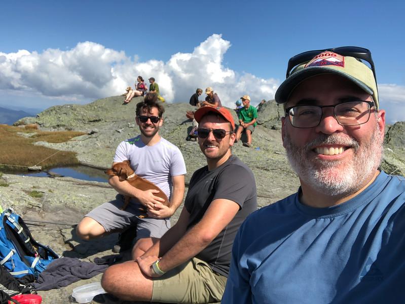 9/16/18 Camel's Hump, Vermont